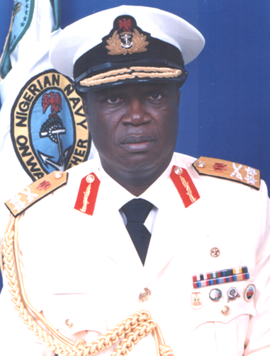 Former Chief of Naval Staff Vice-Admiral Ganiyu Adekeye