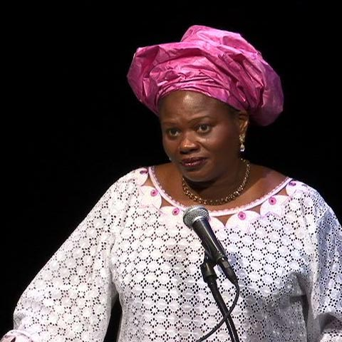 New Minister of Information and Communications Dora Akunyili