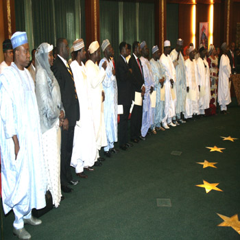 Nigerian Cabinet Ministers