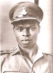 Lt-Colonel David Ejoor